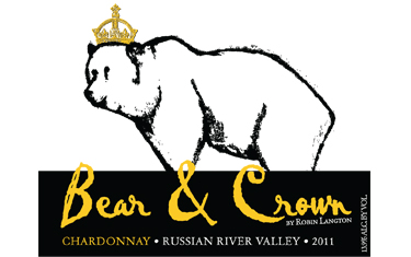 Bear & Crown Chardonnay Russian River Valley 2011