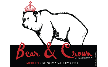 Bear & Crown Merlot Sonoma Valley 2011