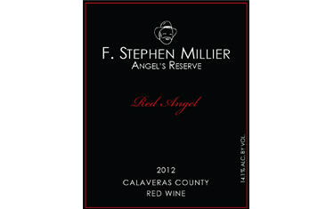 F. Stephen Millier Angels Reserve Red Angel 2012