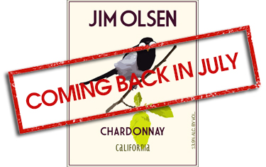 Jim Olsen California Chardonnay NV