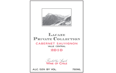 Lacaze Private Collection Cabernet Sauvignon 2010