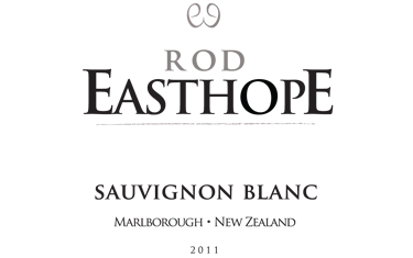 Rod Easthope Marlborough Sauvignon Blanc 2011