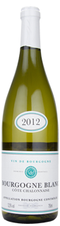 Dominic Hentall Bourgogne Chardonnay Cote Chalonnaise 2012
