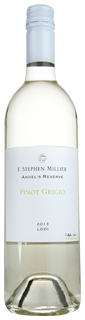 F. Stephen Millier Angels Reserve Pinot Grigio Lodi 2014
