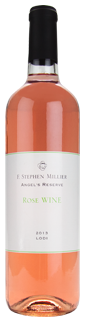 F. Stephen Millier Angels Reserve Rose Lodi 2013