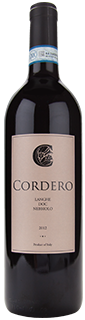 Gianfranco and Serena Cordero Langhe DOC Nebbiolo 2012