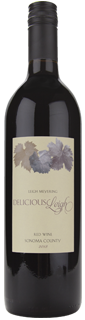 Leigh Meyering DeliciousLeigh Red Wine Sonoma County 2013