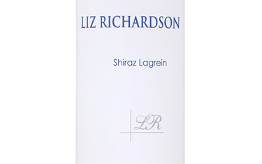 Liz Richardson Shiraz Lagrein 2010