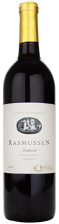 Steve Rasmussen Zinfandel Petite Sirah Estrella District 2013