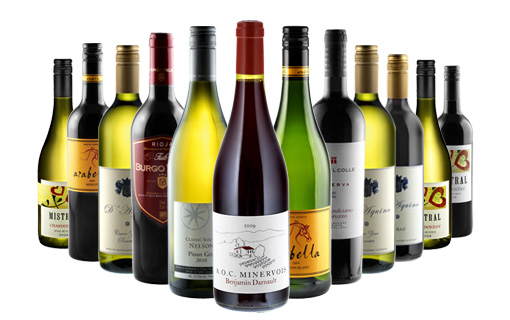 Wine Advisers Favourites Case