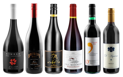 Shiraz Taster Game