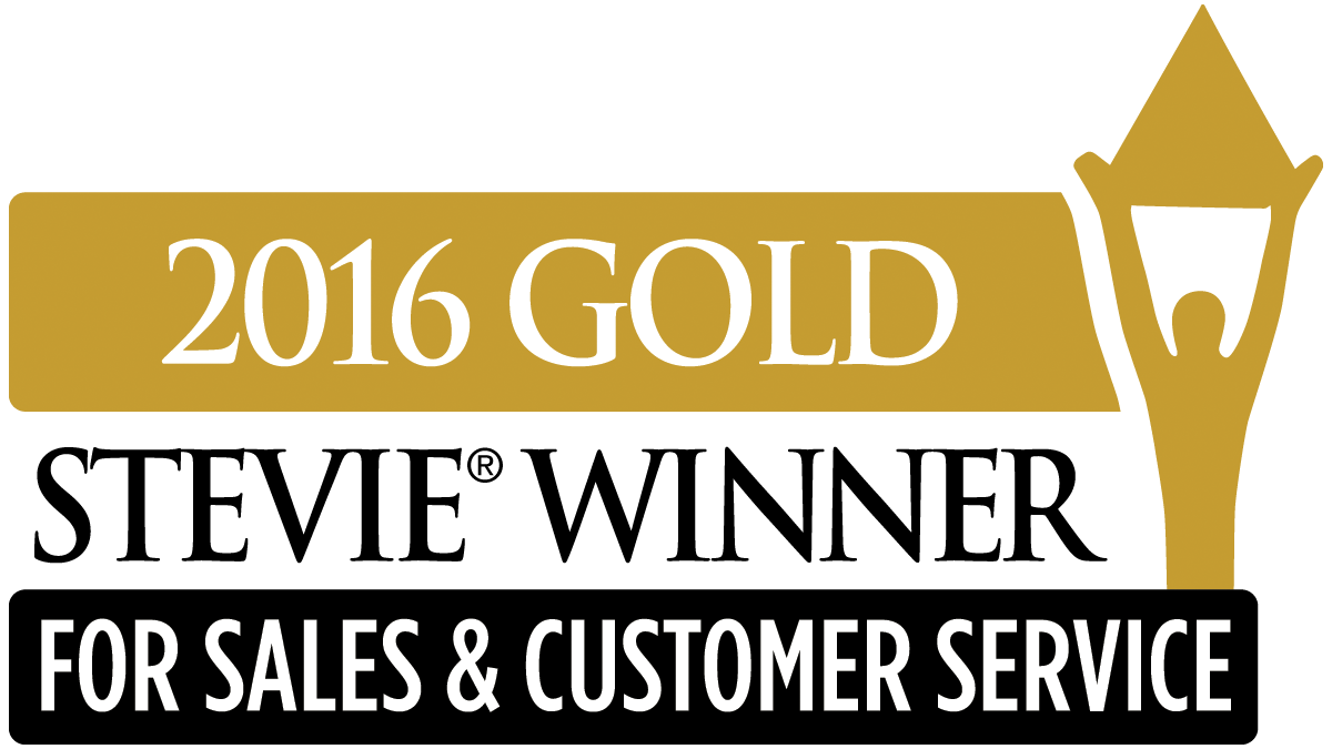 Stevies Gold Innovation in Customer Service