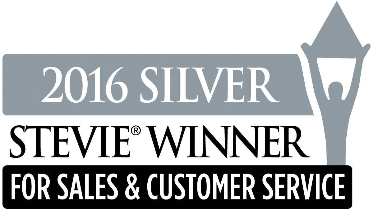Stevies Silver Overall Customer Service