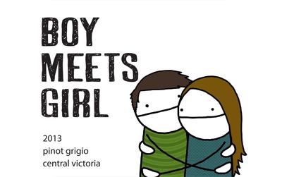Boy meets girl wines