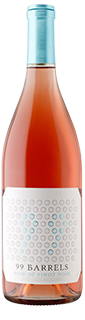 99 Barrels Derek Rohlffs Santa Lucia Highlands Rose 2016