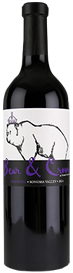 Bear & Crown Zinfandel Sonoma Valley 2012