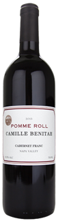 Camille Benitah Cabernet Franc Napa Valley 2013