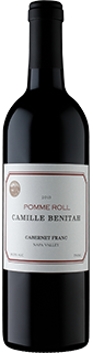Camille Benitah Cabernet Franc Napa Valley 2015