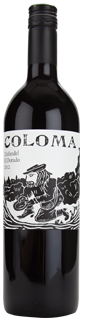 Coloma Old Scary Zinfandel El Dorado 2012