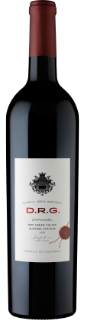 DRG Daryl Groom Zinfandel Dry Creek Valley 2015