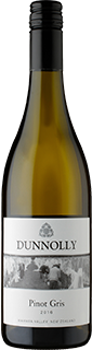 Dunnolly Estate Pinot Gris 2016