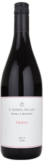 F. Stephen Millier Angels Reserve Shiraz 2014
