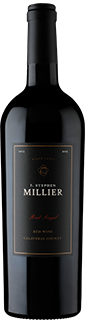 F. Stephen Millier Black Label Red Angel Red Blend Calaveras County 2015