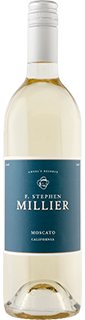 F. Stephen Millier Angels Reserve Moscato California 2016