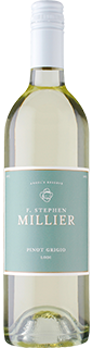 F. Stephen Millier Angels Reserve Pinot Grigio Lodi 2015