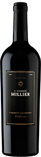 F. Stephen Millier Black Label Cabernet Sauvignon California 2015