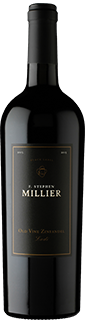 F. Stephen Millier Black Label Old Vine Zinfandel Lodi 2015