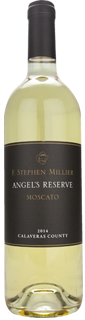 F. Stephen Millier Black Label Reserve Moscato Calaveras County 2014