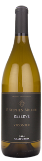 F. Stephen Millier Black Label Reserve Viognier California 2014