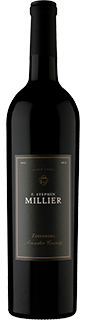 F. Stephen Millier Black Label Zinfandel Amador County 2015