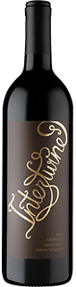 Bridget Raymond Intertwine Napa Valley Merlot 2014