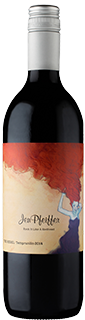Jen Pfeiffer The Rebel Tempranillo 2014