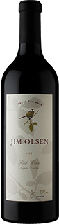 Jim Olsen Shoot the Moon Red Blend Napa Valley 2015