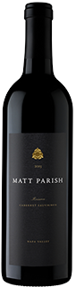 Matt Parish Cabernet Sauvignon Napa Valley Reserve 2015