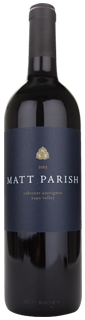 Matt Parish Cabernet Sauvignon Napa Valley 2013