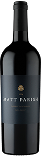 Matt Parish Cabernet Sauvignon Napa Valley 2014