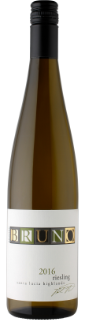 Richard Bruno Santa Lucia Highlands Riesling 2016