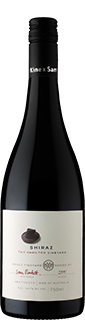 Sam Plunkett Tait Hamilton Vineyard Shiraz 2015