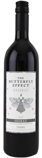 Sam Plunkett The Butterfly Effect Reserve Shiraz 2012