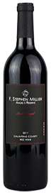 F. Stephen Millier Angels Reserve Red Angel 2011