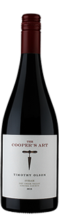 Timothy Olson Syrah Dry Creek Valley 2015